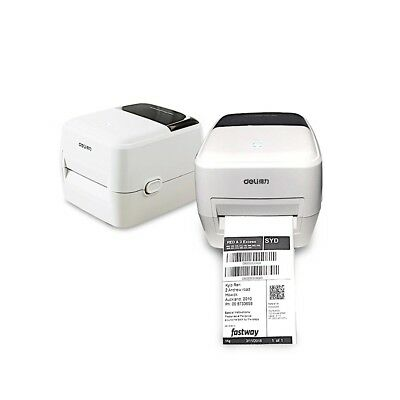 NEW Thermal Printer Shipping Address Barcode Label Printer WIDE FORMAT