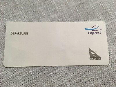 Qantas Express Path Airport Departure Pass Any Airport Skip The Line!