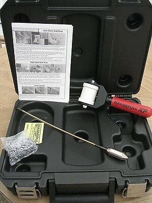 MAGNEPULL XP1000-LC Magnetic Cable Puller Wire Drop Fishing Tool System Kit NEW