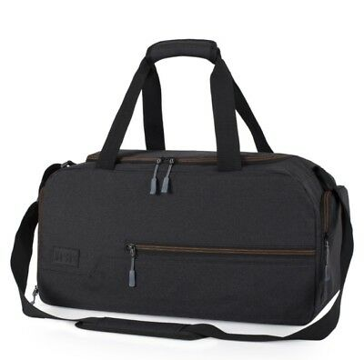 Bag For Man Travel Water Resistant Pockets Sports Gym Business Toiletries Work