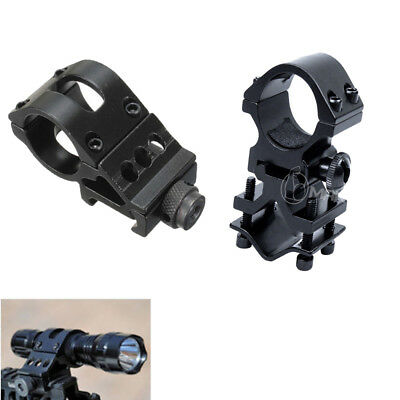 "Tactical 25mm Scope Rail Ring Mount +45 Degree 1"" 25.4mm Ring Offset Rail Mount"