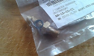 Suzuki 15820-02Ea0 Ay50 Katana Di-Tech Compressor Connector & O Ring