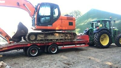KENT AND EAST Sussex Plant Haulage And Excavator Dumper Mini Digger Hire
