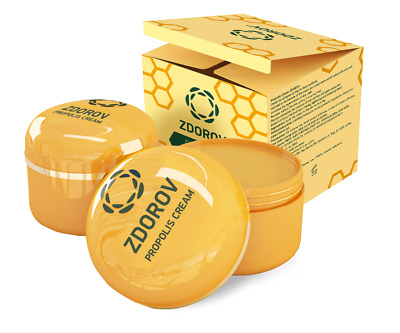 100% Natural Genuine Zdorov Cream for Psoriasis - FREE INTERNATIONAL SHIPPING