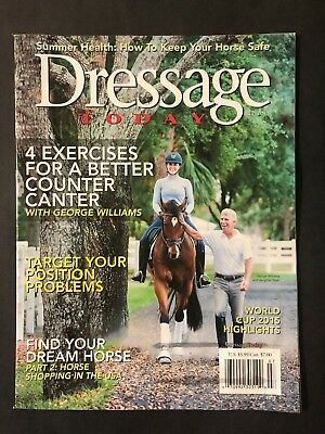 Dressage Today Magazine July 2015