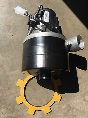 Brand New 3 Stage 24V Vacuum Motor With Gasket Oem Part Number is 56104363.