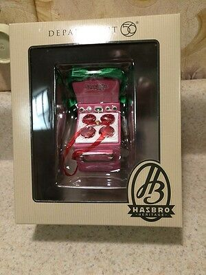 Hasbro Easy Bake Oven Christmas Tree Ornament 4045114 Department 56 NEW 2015
