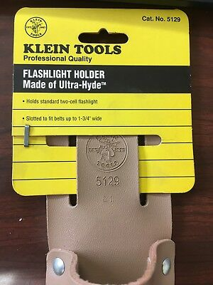 Klein Tools 5129 Flashlight Holder for Tool Belts