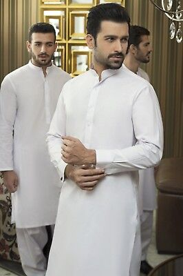 men gul ahmed pakistani indian salwar shalwar kameez kurta cotton pyjama sherwan