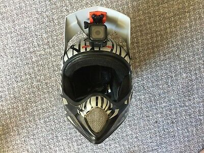 Under Visor GoPro Style Mount for 661 Evolution Helmets