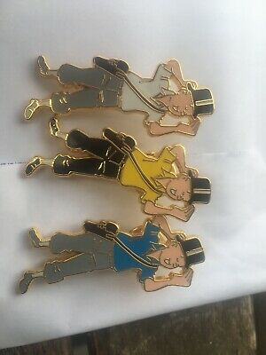 pin's tintin lot