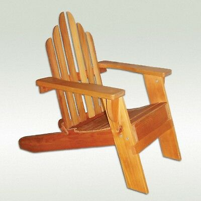 Children's Adirondack Chair, Woodworking plans project, paper plans, Toddler Toy