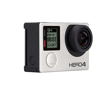 GoPro HERO 4 Silver Edition Action Camera Camcorder Touch Screen