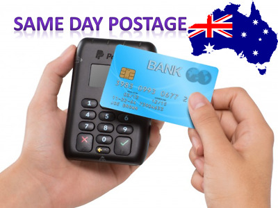 Australian Paypal Here Credit Card Reader Mobile Pay Chip PIN Tap & Go payWave