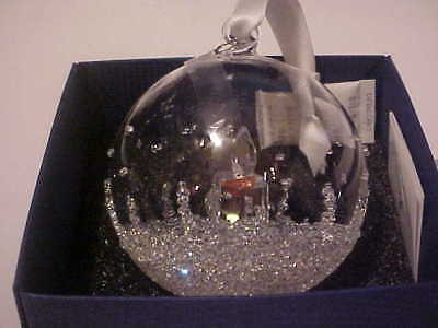 Brand New, SWAROVSKI Christmas Ball Ornament 2017 Annual Edition 5241591