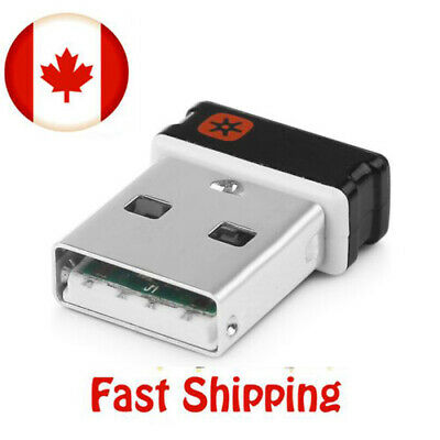 Logitech Unifying USB receiver for mouse and keyboard