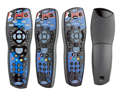 GENUINE FOXTEL V8 Remote FPR PEPSI CREW for iQ1/2/3 MyStar/2 NDS -FORD Racing