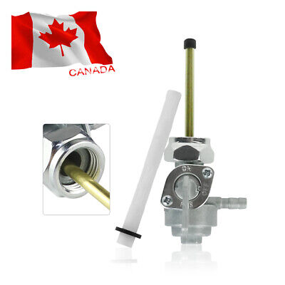 Fuel Gas Tank Petcock Valve Switch For Honda Motorcycle • 16 x 1.5mm • 16mm