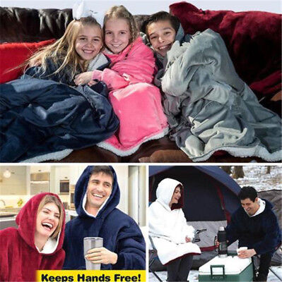 2018 New Blanket Sweatshirt FOR Adults & Children