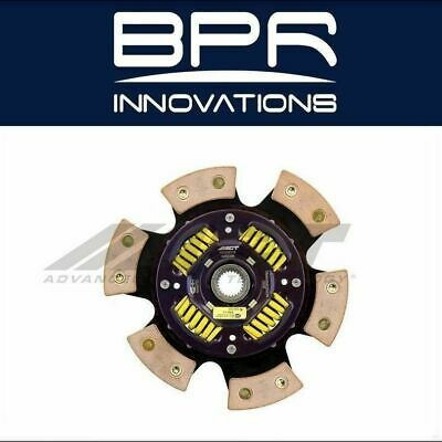 ACT For Mazda Kia & Ford Clutch Friction Disc-6 Pad Sprung Race Disc - 6224205