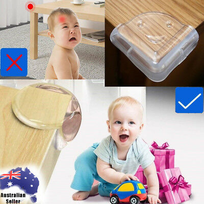 20x Baby/Child Safety Protector Proofing Soft Table Corner Edge Protection Cover