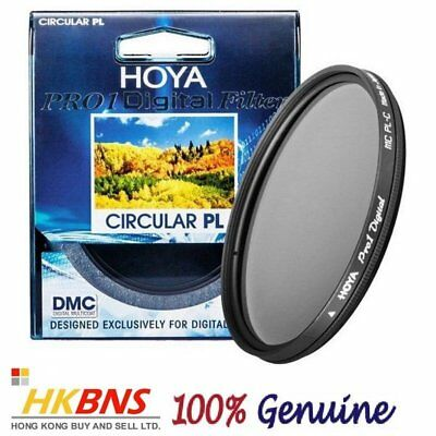 Genuine Hoya 37/49/52/55/58/62/67/72/77/82 mm Pro1 Digital Circular CPL Filter