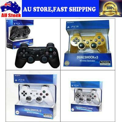AUSTORE! Wireless Bluetooth Game Controller Dual Shock For Sony PS3 PlayStation3