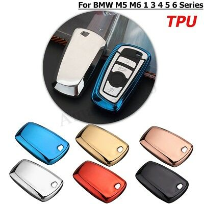 Key FOB Casing Housing Cover Remote Metallic Color Case for Porsche