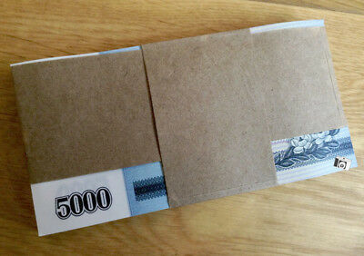 2003 P-New,KOREA 5000 (5,000) won,Savings Bond , A Bundle of 100 PCS