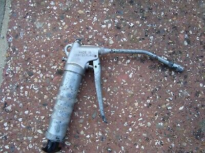 Wanner High Pressure Grease Gun