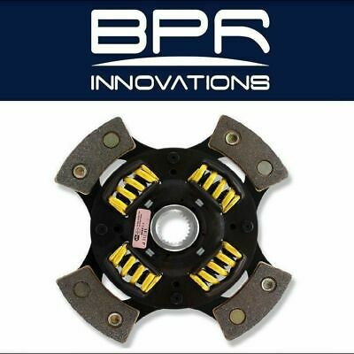 ACT For Mazda Kia & Ford Clutch Friction Disc-4 Pad Sprung Race Disc - 4224205
