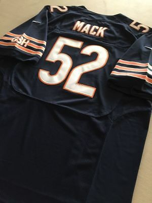 ce9ef3daa BRAND NEW AUTHENTIC stitched Khalil Mack Chicago BearS Men s Jersey ...