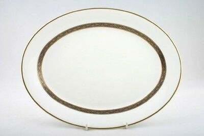 Royal Doulton - Harlow - H5034 - Oval Plate / Platter - 59702Y