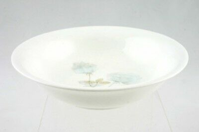 Wedgwood - Ice Rose - Oatmeal / Cereal / Soup Bowl - 76610G
