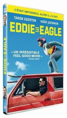 Eddie the eagle DVD NEUF SOUS BLISTER