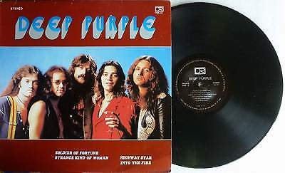 Deep Purple Vinyl LP Deep Purple - TDK-311  - Korea