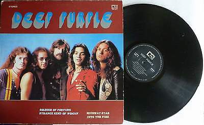Deep Purple Vinyl LP Deep Purple - TDK-311  - Korea (2)