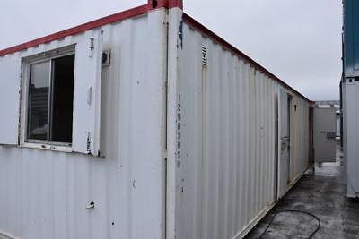 32′ x 10' Portable Building - Anti-Vandal Toilet / Shower / Changing Room
