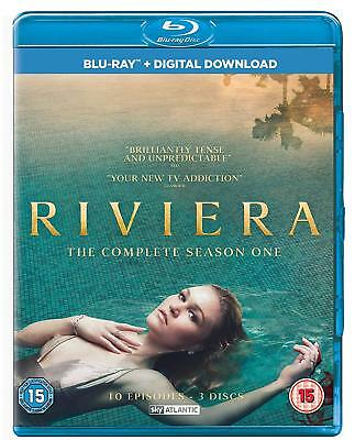 Riviera - Season 1 [Blu-ray] [Region Free] New & Sealed