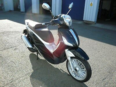 2011 61 PIAGGIO BEVERLY 300 I E Scooter Motorbike Motorcycle