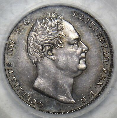 1831 Sixpence - Slabbed Cgs 82 - William Iv British Silver Coin - Superb