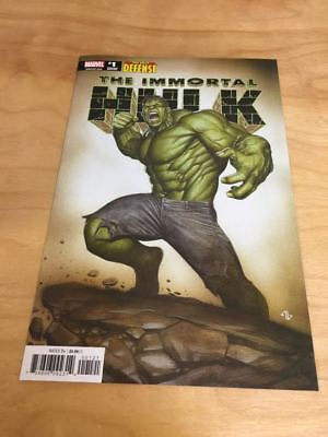 Defenders Immortal Hulk #1 Adi Granov 1:50 Variant Cover Marvel Comics Nm Hot!