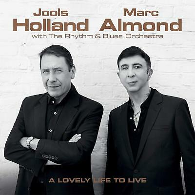 Jools Holland & Marc Almond - A Lovely Life to Live - New CD 2018