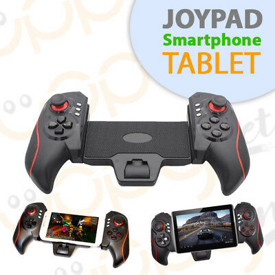 CONTROLLER WIRELESS TABLET SMARTPHONE ANDROID iOS GamePad BLUETOOTH JOYSTICK