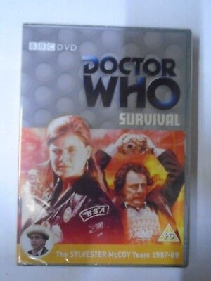Doctor Who - Survival (DVD, 2007, 2-Disc Set), New & Sealed Y6