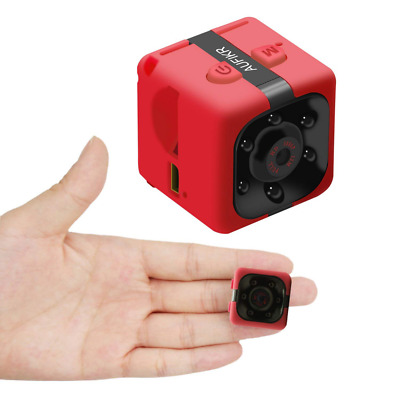 1080P HD Mini Camera DV Portable Video Sound IR Night Vision & Motion Detection