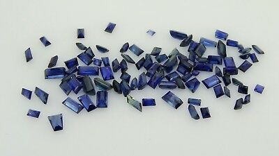 Mixed Baguette Sapphires 6.85ct Natural Loose Gemstones