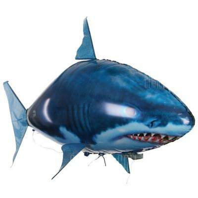 RC Flying Fish | Creative Remote Control Inflatable Air Swimming Shark Toy