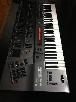 Roland JD 800 Programmable Synthetiser