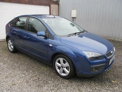 2007 Ford Focus 1.6 TDCi Zetec 5dr [110] [Euro 4] [Climate pack] 5 door Hatch...